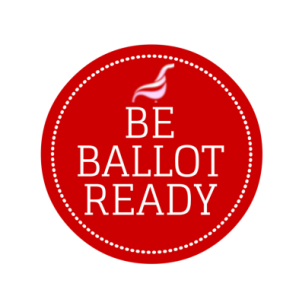BE BALLOT READY