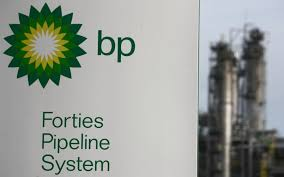 FORTIES BP PIPELINE 3