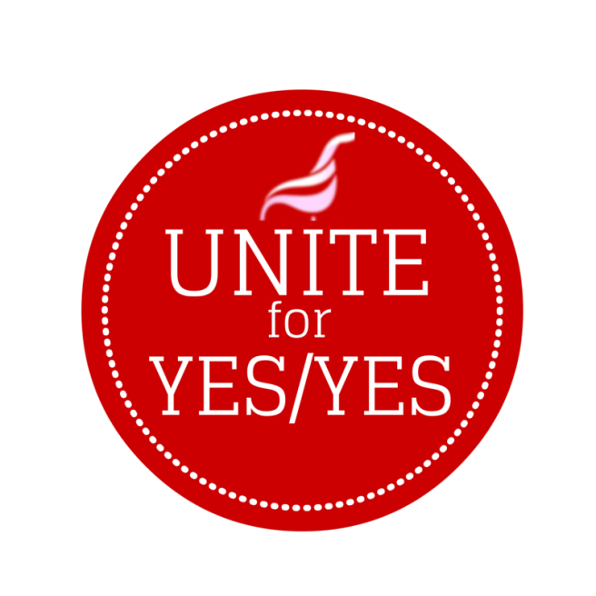 unite for yes-yes